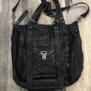 Proenza Schouler PS1 Black Tote Bag